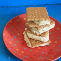 Key Lime Ice Cream Sandwich Recipe