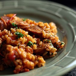 Paella Easy Enough for a Weekday