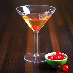 Peach Vodka and Chambord Cocktail Recipe