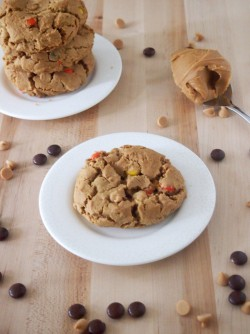Peanut Butter Resses Cookies Recipe