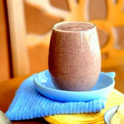 Protein Powered Fruit Smoothie