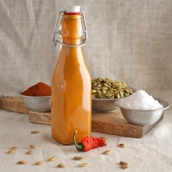 Roasted Pepita Hot Sauce
