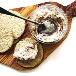 Smoked Mackerel Pate in 60 Seconds