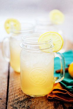 Spiced Lemonade Recipe