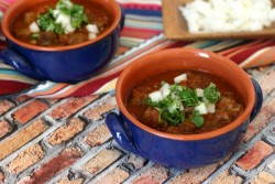 Steak Chili Recipe
