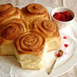 Almond Brioche Recipe
