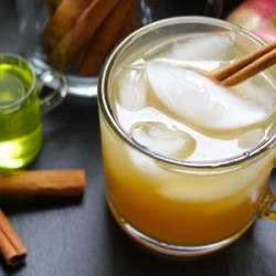 Apple Cider Ginger Beer Vodka Cocktail Recipe