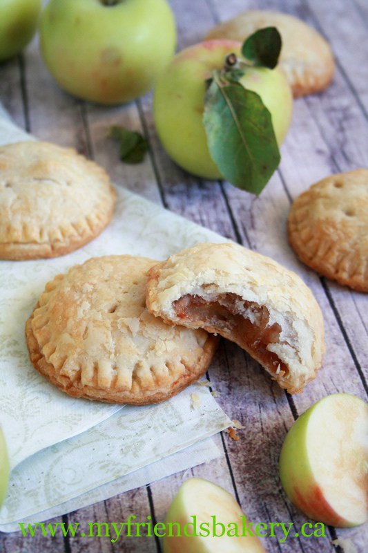 Apple Hand Pies Recipe
