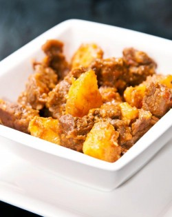 Beef and Potatoes Curry Recipe