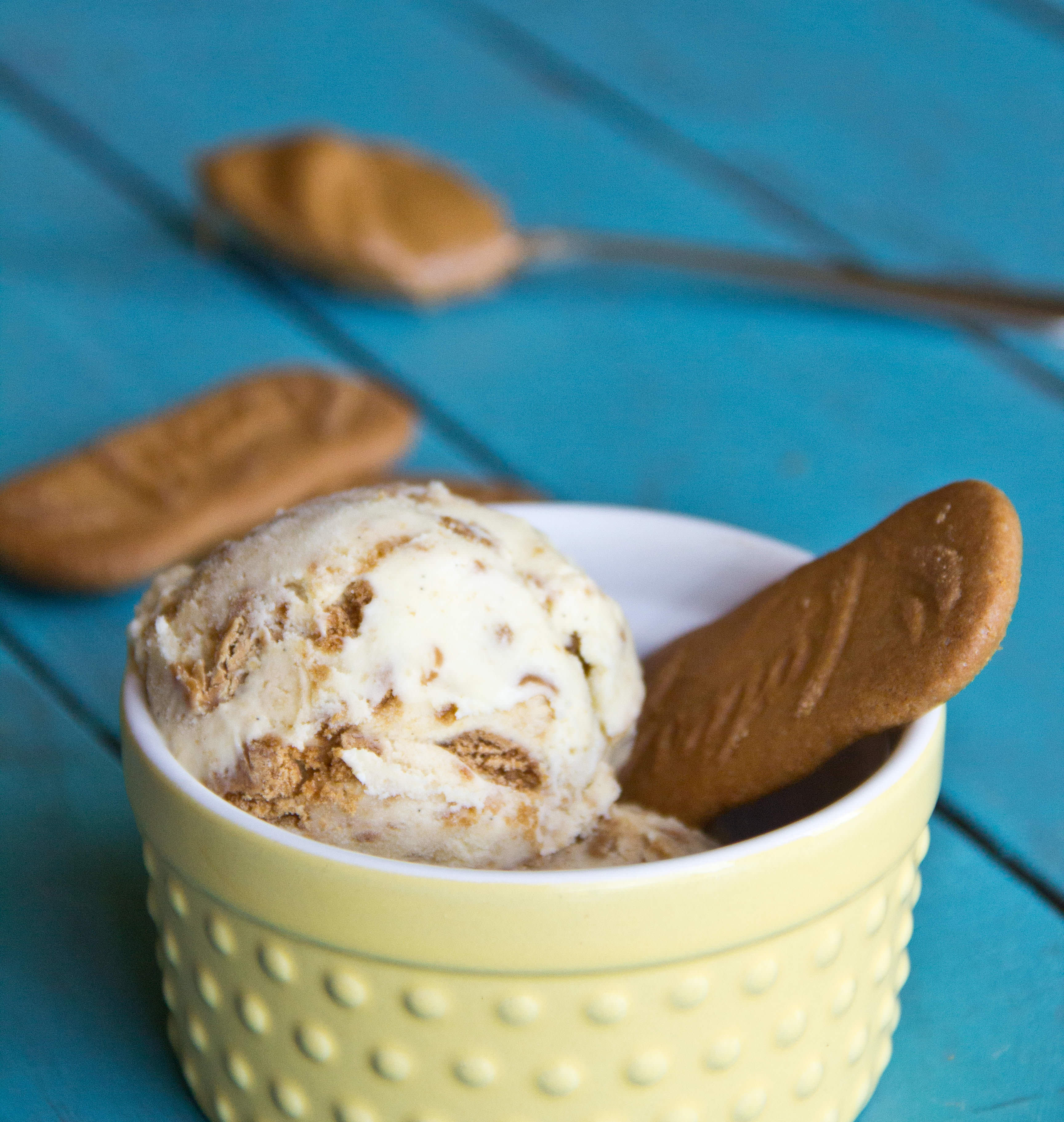 Biscoff Ice Cream Recipe