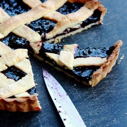 Boysenberry Tart Recipe