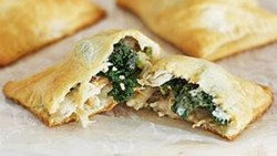 Chicken Kiev and Kale Pockets Recipe
