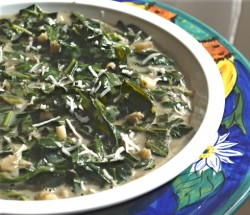 Coconut Collard Greens