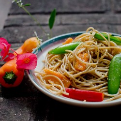 Cold Noodles with Tamarind Recipe