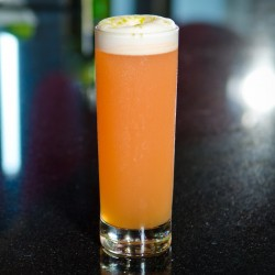 Cream Soda with Tequila and Campari Recipe