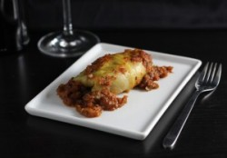 Grass-fed Beef Stuffed Cabbage Rolls