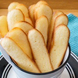 Langues de Chat French Cat Tongue Cookies Recipe