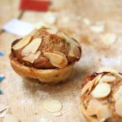 Mini Bakewell Tarts Recipe