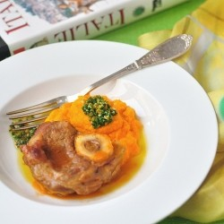 Osso Buco with Orange Gremolata