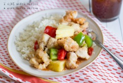 Paleo Sweet and Sour Pork Recipe