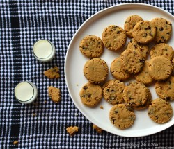 Peanut Butter Chocolate Chip Cookie Recipe