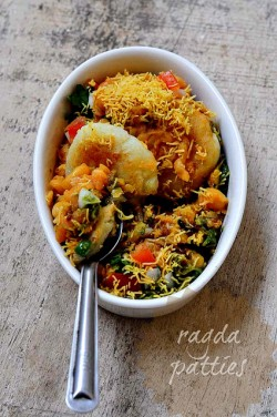 Ragda Patties Recipe