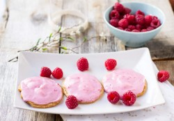 Raspberry Lemon Meringue Cookies Recipe