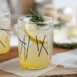 Rosemary Citrus Spritzer Cocktail