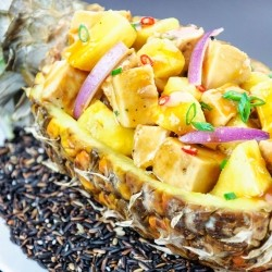 Spicy Pineapple Chicken Recipe