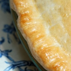 Thomas Kellers Chicken Pot Pie