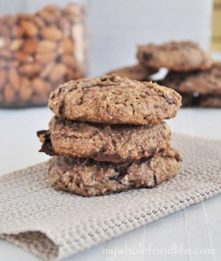 Vegan Candy Bar Cookies Recipe