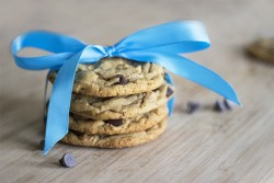 Bakery-Style Chocolate Chip Cookies Recipe