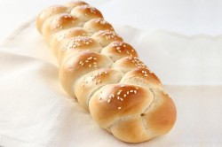 Challah for Hanukkah Recipe