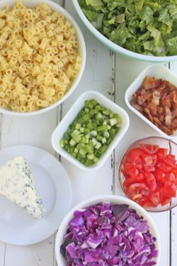 Chicago Pizza Chopped Salad Recipe