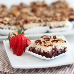 Coconut Magic Brownie Bars Recipe