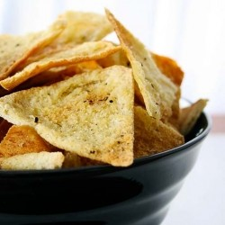 Herbed Pita Chips Recipe