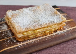 Mille Feuille with Custard Recipe