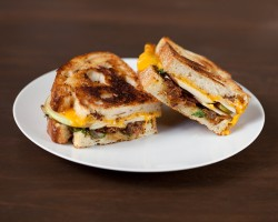 Apple Grilled Cheese Recipe