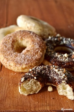 Baked Donuts Recipe