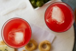 Campari Watermelon Cooler