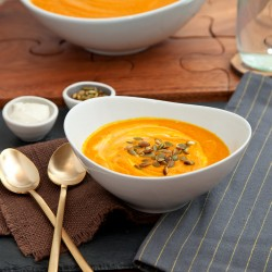 Carrot Soup with Turmeric Recipe