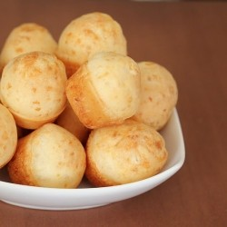 Cheese Tapioca Bread Puffs
