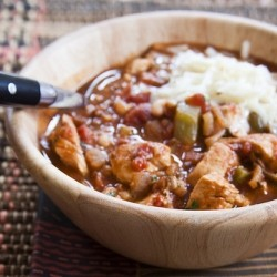 Chicken and White Bean Chili from Bon Appetit Recipe