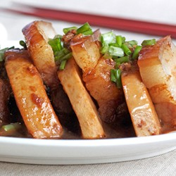Chinese Style Braised Pork with Yam
