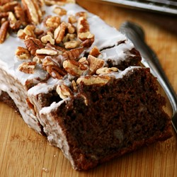 Chocolate Banana Pecan Bread