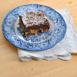 Chocolate Chip Cookie Brownie Layer Bars Recipe