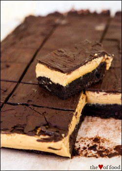 Dark Chocolate Peanut Butter Fudge Recipe