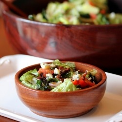 Grilled Chopped Salad Recipe