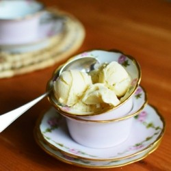 Lemon Ginger Ice Cream Recipe