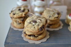 Malted Chocolate Chip Cookies Recipe